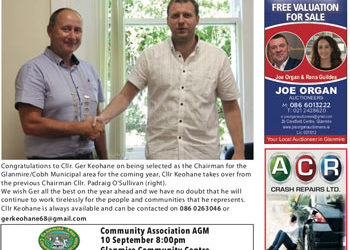 Glanmire Area News August 2018