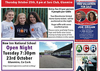 Glanmire Area News October 2018