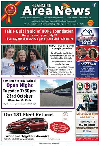 Glanmire Area News October 2018