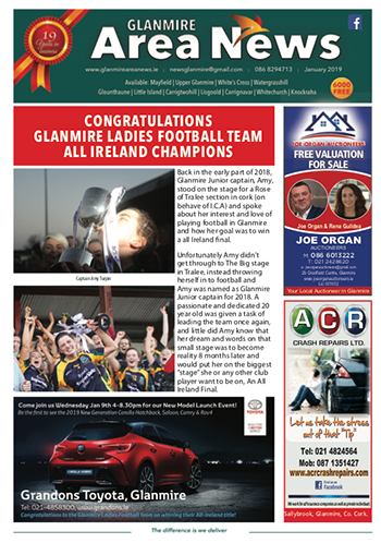 Glanmire Area News January 2019