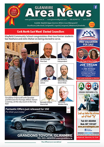 Glanmire Area News June 2019