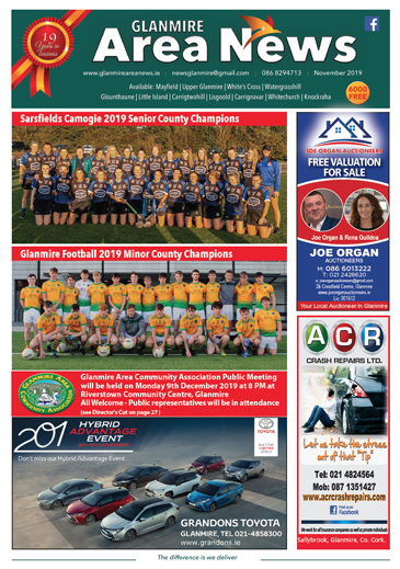 Glanmire Area News November 2019
