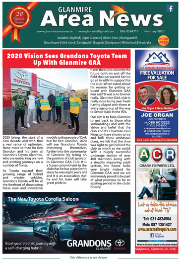 Glanmire Area News February 2020