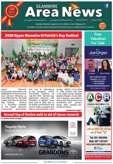 Glanmire Area News March 2020