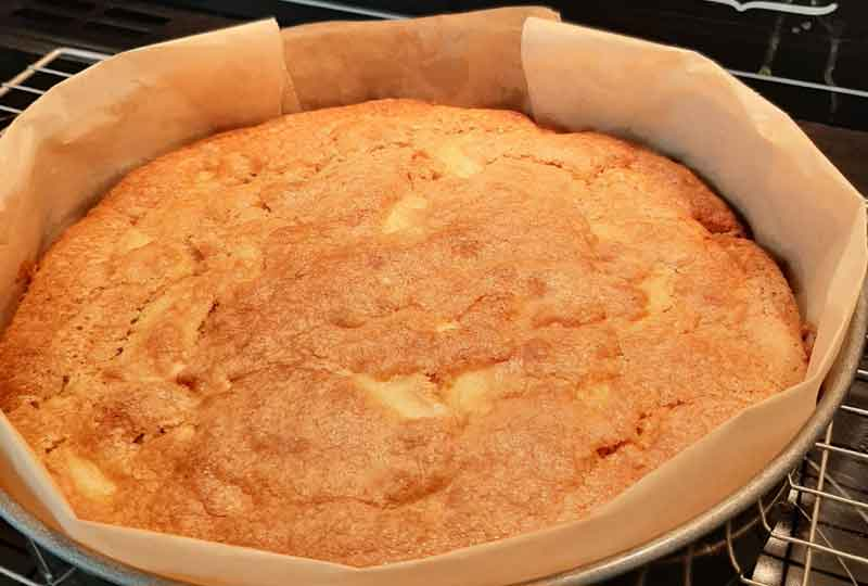 Apple Cake Recipe Upper Glanmire ICA
