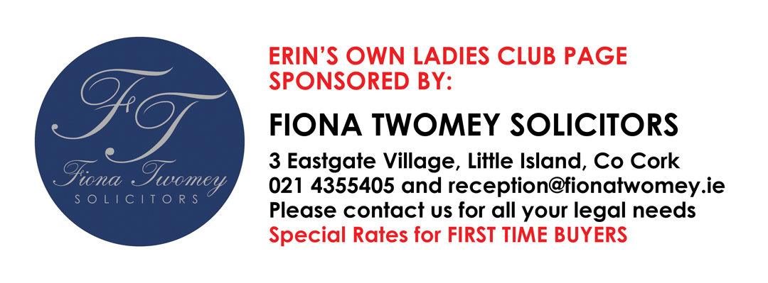 Fiona Twomey Solicitors Erins Own