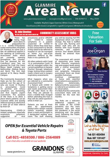 Glanmire Area News May 2020