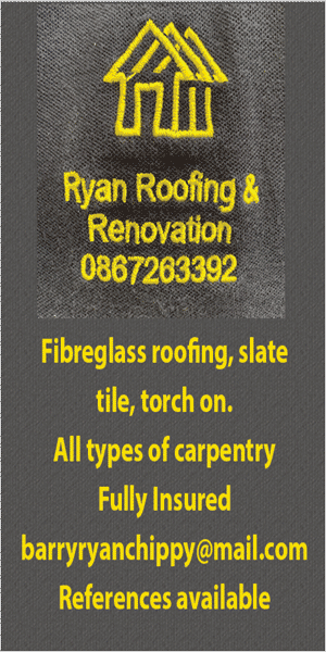 Ryan Roofing Renovation