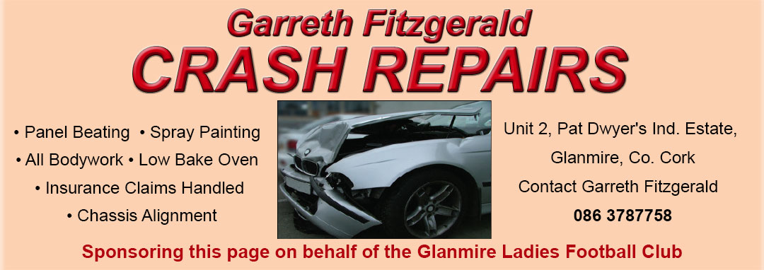 Gareth Fitzgerald Crash Repairs