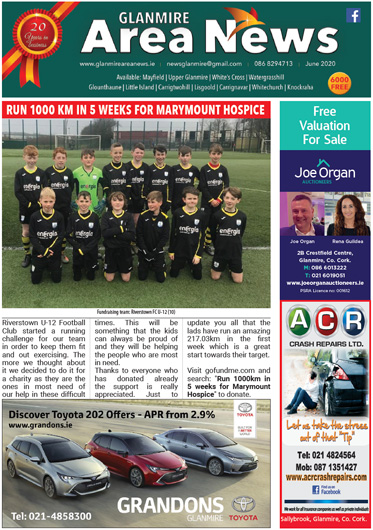 Glanmire Area News June 2020