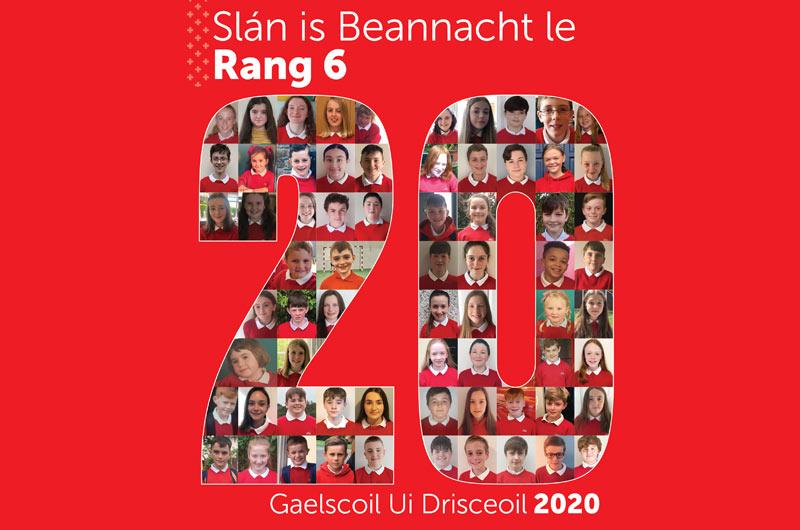 Gaelscoil Ui Drisceoil 2020