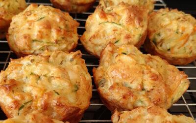 Zucchini Muffins Recipe Upper Glanmire ICA