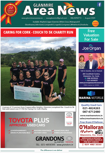 Glanmire Area News August 2020