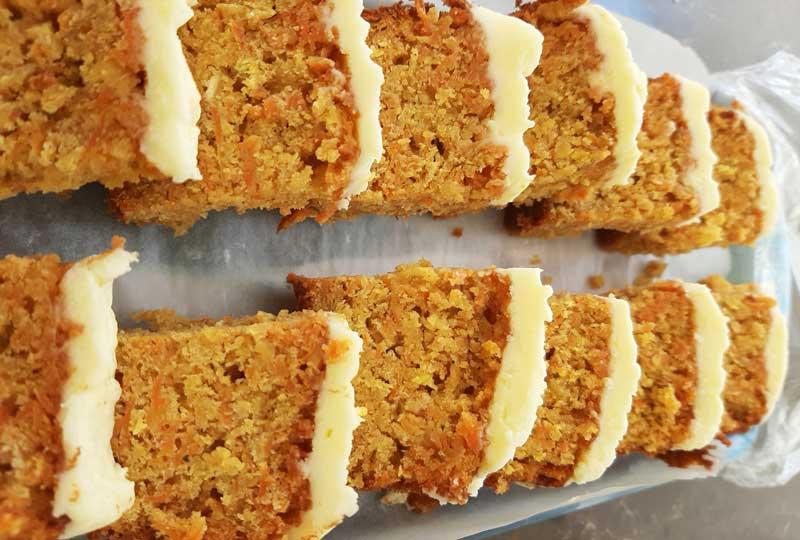 Carrot Cake Upper Glanmire ICA
