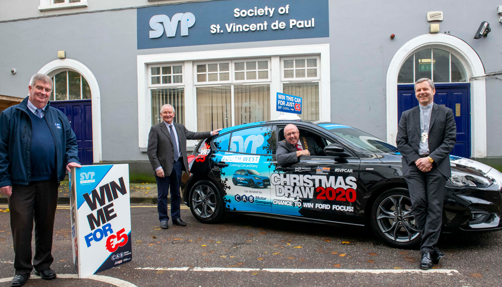 Society of St. Vincent De Paul Christmas Draw 2020