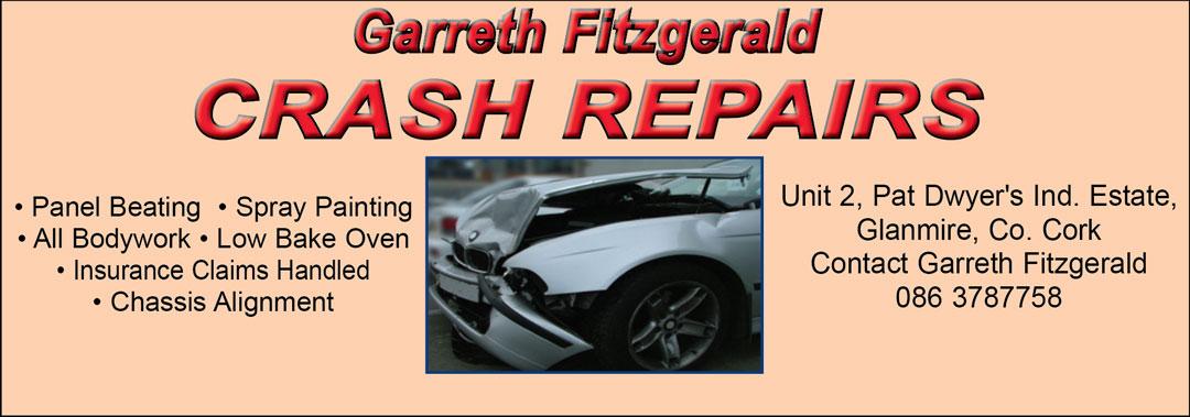 Gareth Fitzgerald Crash Repairs