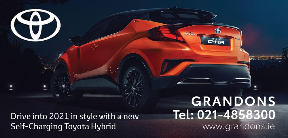 Grandons Toyota January 2021