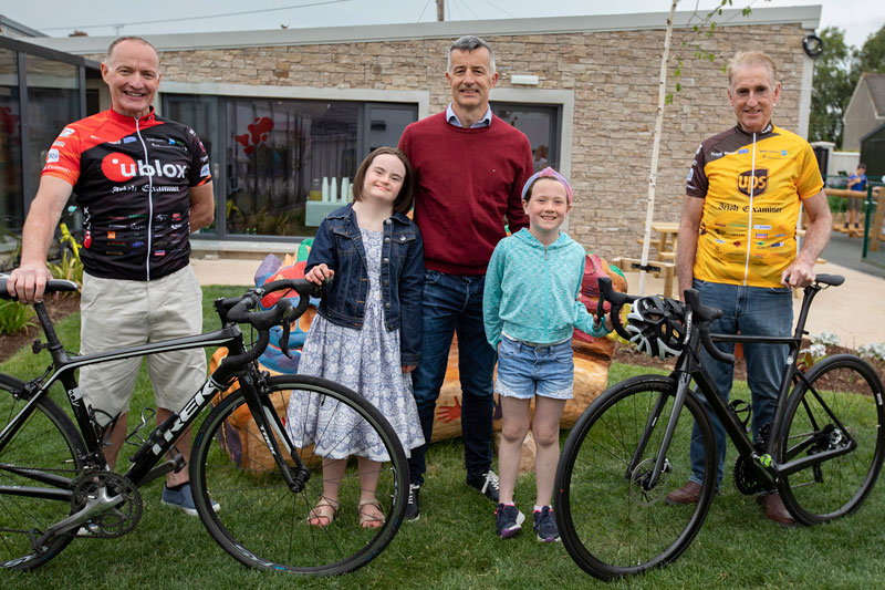 Seán Kelly officially launches 21st Annual Tour de Munster Charity Cycle
