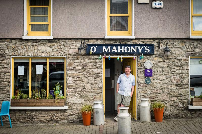 Victor Murphy O'Mahony's image credit Joleen Cronin