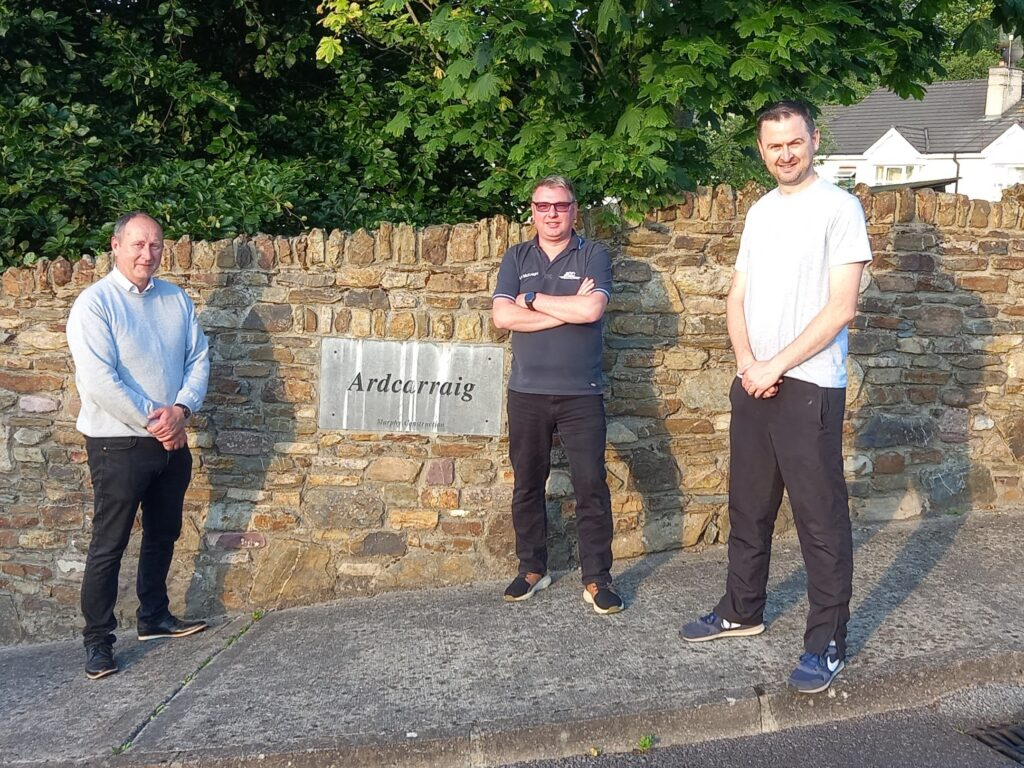 Ardcarraig Residents and Ger Keohane