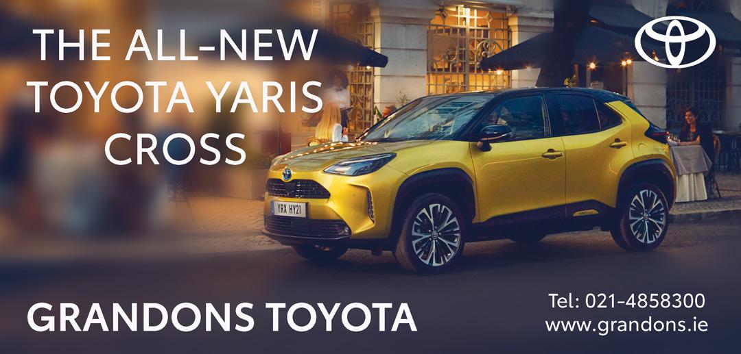 Grandons Toyota September 2021